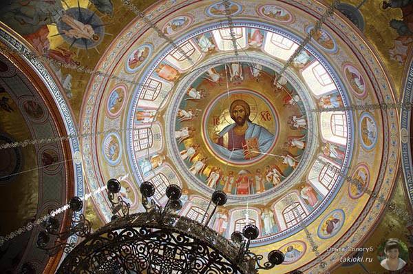 В соборе во имя святого Александра Невского