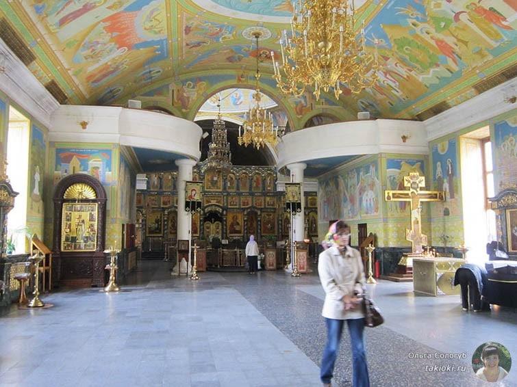 Православный храм в Екатеринбурге