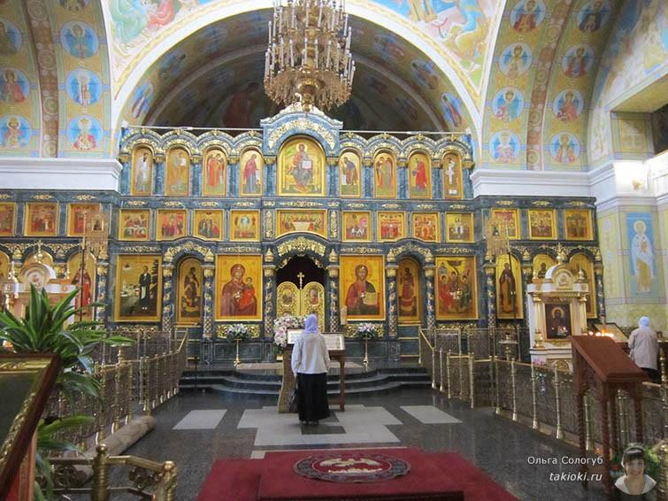 Церковь в Екатеринбурге