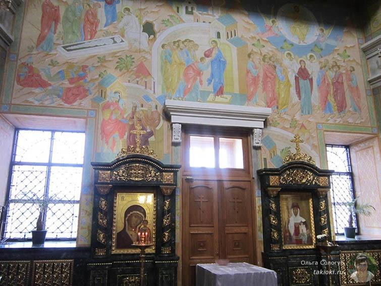 Собор в Екатеринбурге