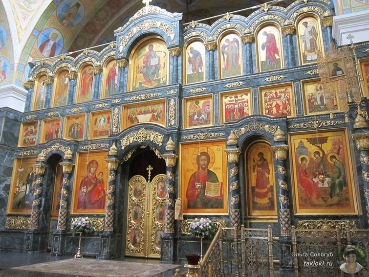 Рязановская церковь в Екатеринбурге