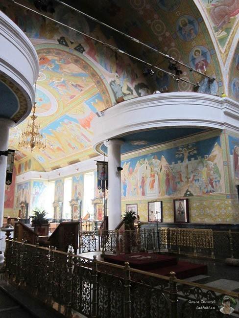 Свято-Троицкий кафедральный собор в Екатеринбурге
