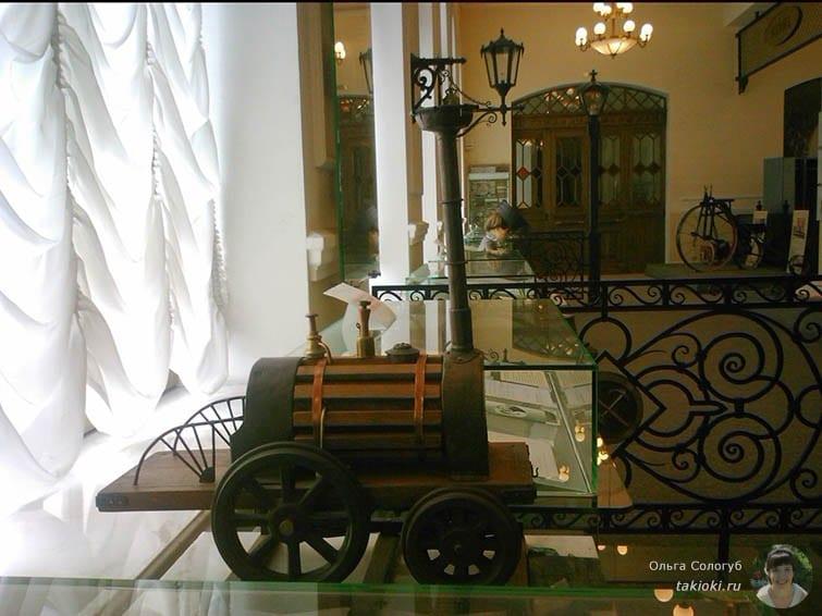 Музей истории Свердловской железной дороги