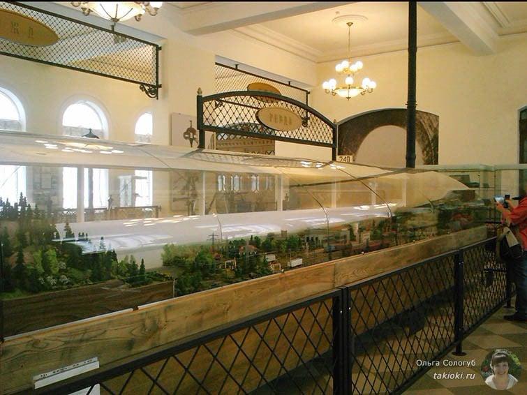 Музей железной дороги в Екатеринбурге