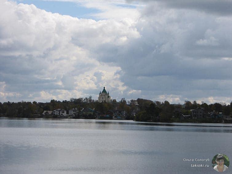 Храм Александра Невского Нижний Тагил