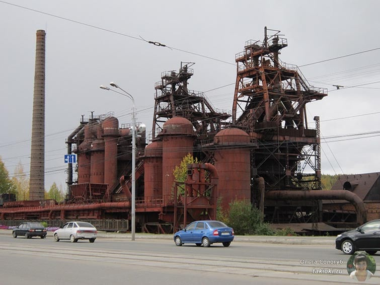 Завод-музей Нижний Тагил