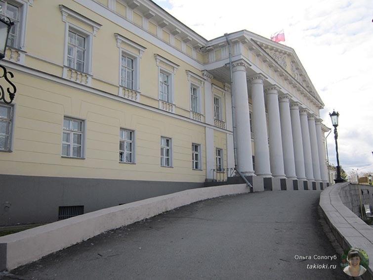 Историко-краеведческий музей Нижний Тагил