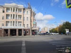 Улица Нижний Тагил