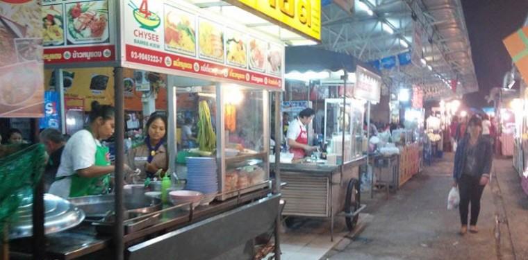 Рынок Grand Market в Хуа Хине