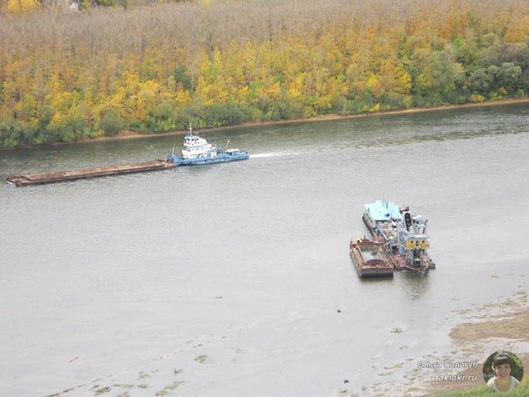 Река Белая Уфа