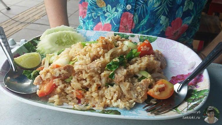 Еда в Тайланде