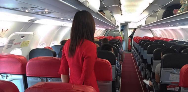Улетаем самолетом из Краби в Куала-Лумпур