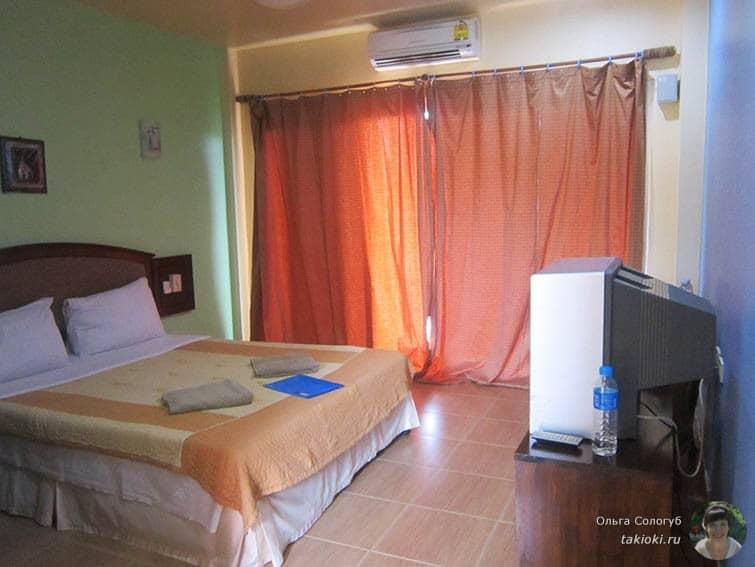 Отель в Краби-таун