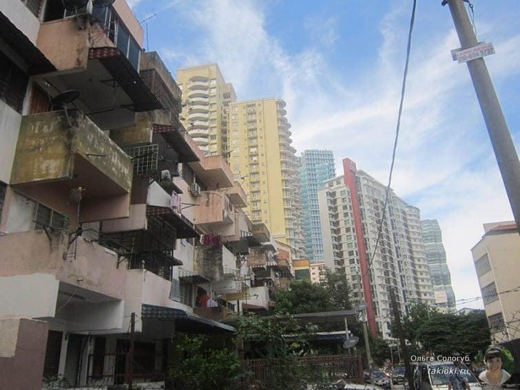 Дома в Куала-Лумпуре