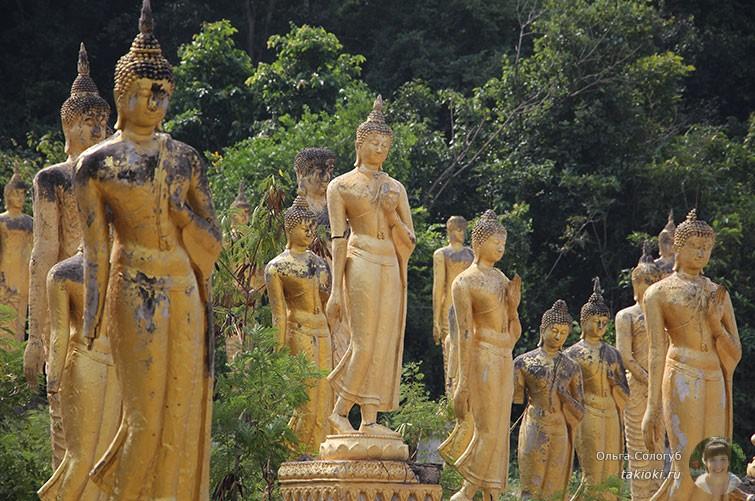 Храм в Хуа Хине