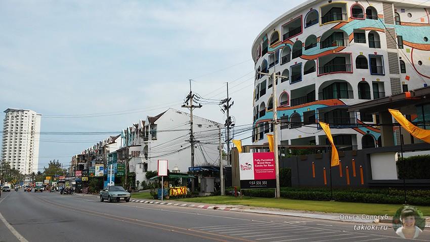 жилье в аредну в Хуа Хине