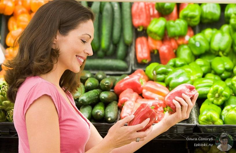 Что едят сыроеды - cписок продуктов
