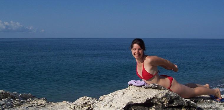 Цандрипш или мое первое путешествие в Абхазию