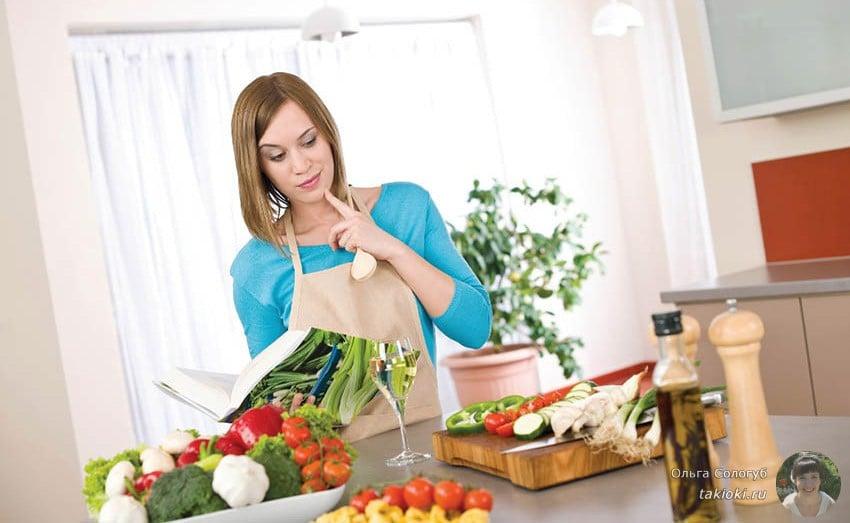 еда с отрицательной калорийностью