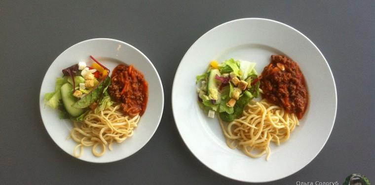 10 простых советов как сократить 500 калорий в день