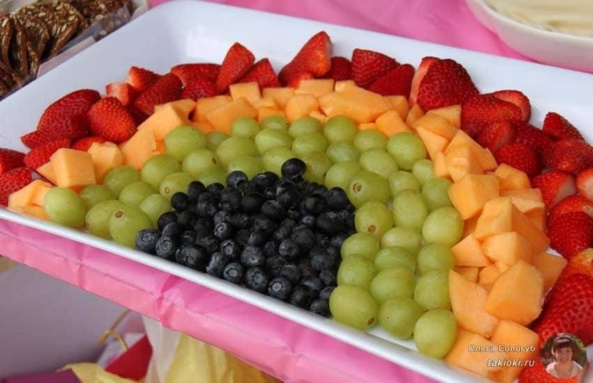 красивое фруктоедение