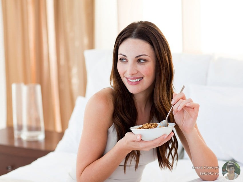 что кушать при правильном питании