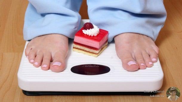 Норма потребления калорий в день для женщин