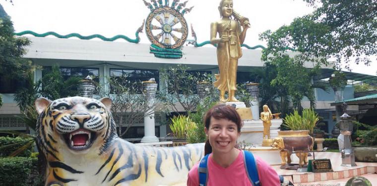 Храм Тигра — восхождение к небесам и трудный путь назад