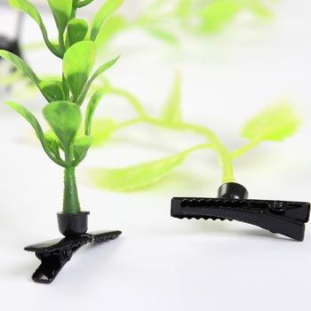 Играя иннокентий заколки бин росток девушки заколками цветок шпильки завод волос аксессуары для женщин Hairgrips головные уборы