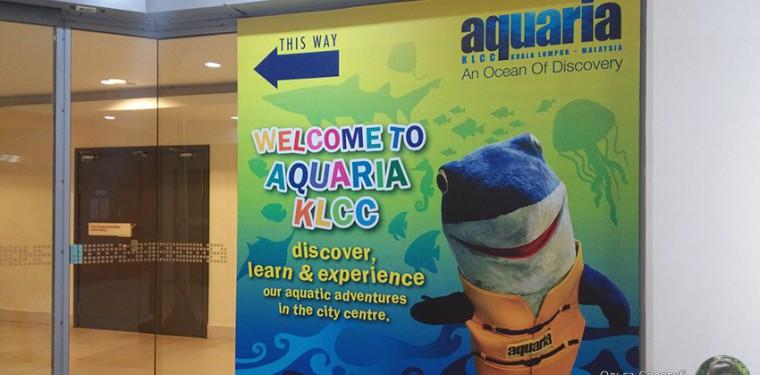 Океанариум в Куала-Лумпуре — удивительное путешествие в подводный мир без акваланга :)