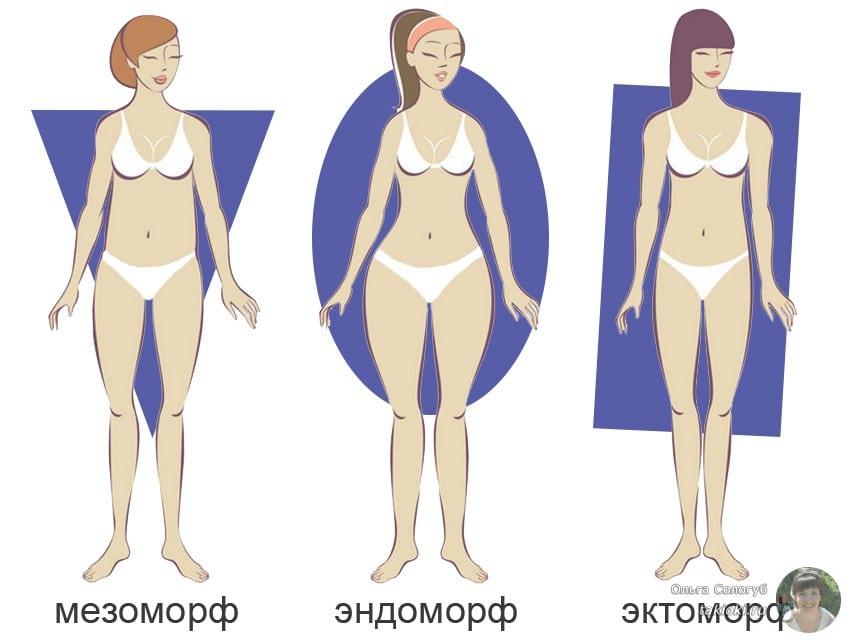метаболическая диета типы фигур