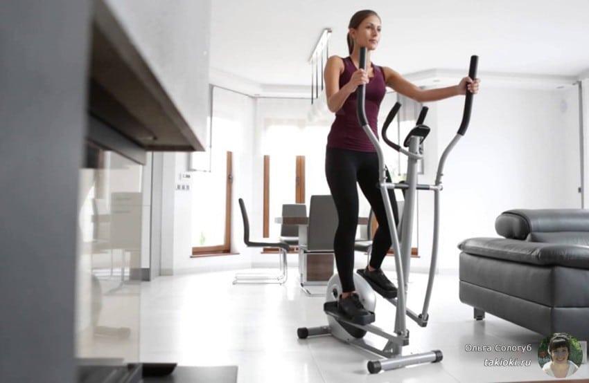 Как правильно похудеть на эллиптическом тренажере отзывы