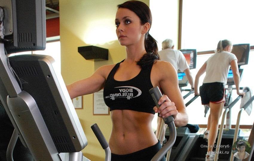 Как быстро похудеть с помощью эллиптического тренажера