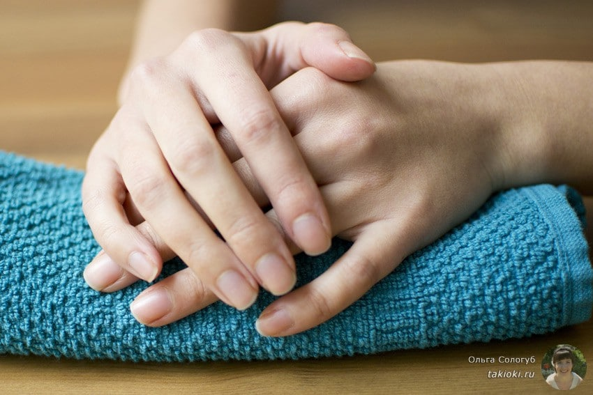 сначала тестируйте на коже рук