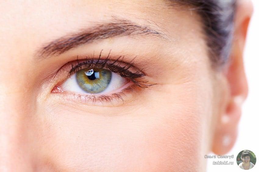 пантенол от морщин вокруг глаз и под глазами