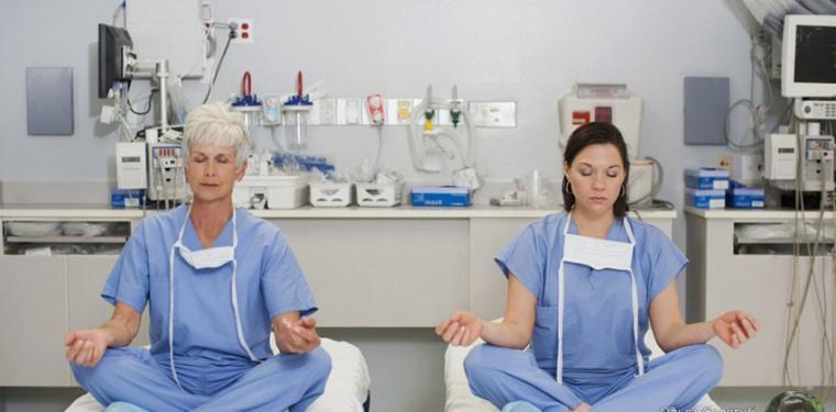 Что может сделать медитация с человеческим телом за 8 недель