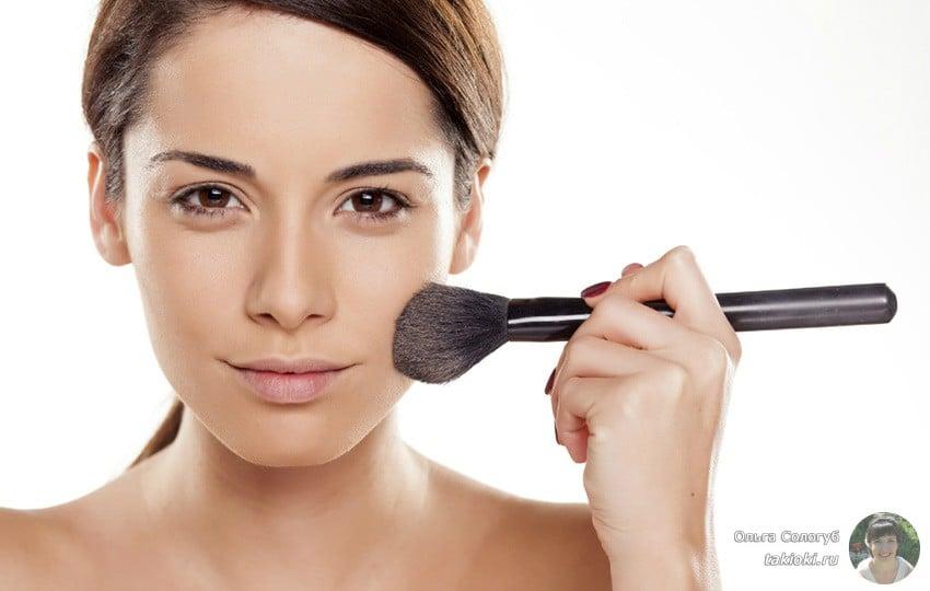 Минеральная мудра teint ideal для проблемной кожи