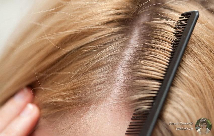 шампунь виши от перхоти для сухих волос и для чувствительной кожи