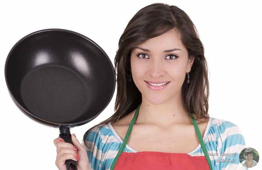 как выбрать и купить сковороду вок