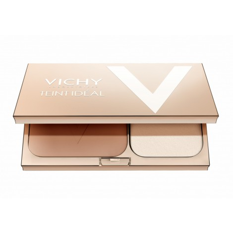 Компактная пудра «Идеальный тон» Vichy Teint Ideal тон 1 светлый