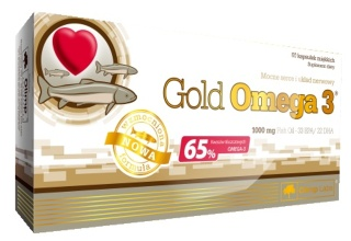 Комплекс омега жиров Olimp Gold Omega 3 65%
