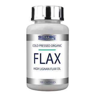 Scitec Essentiales Flax (100капс)