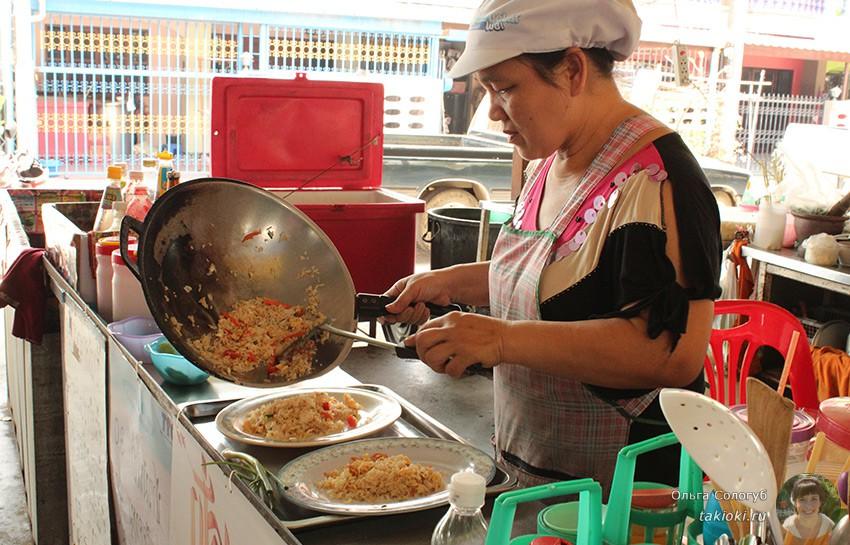 что поесть в таиланде