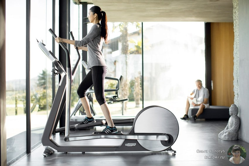 эллипсоидный тренажер как правильно заниматься чтобы похудеть