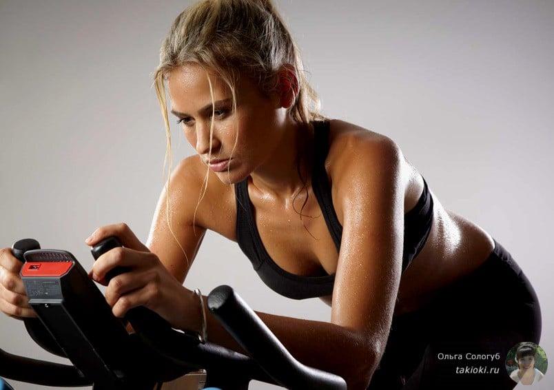 Отзывы о велотренировках для похудения