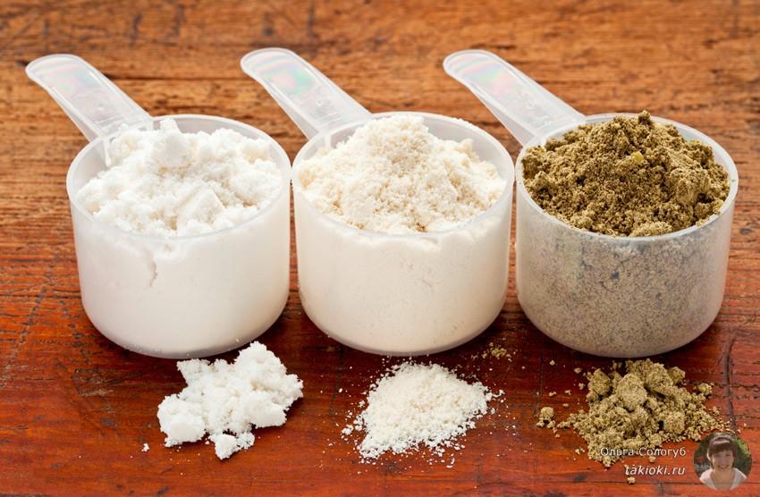 изолят протеина - что это такое и чем отличается от сывороточного протеина