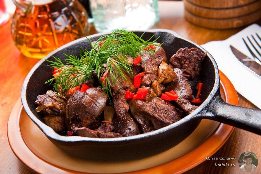Красиво оформленные блюда из баклажанов