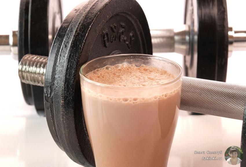 изолят протеина это химия или стероид