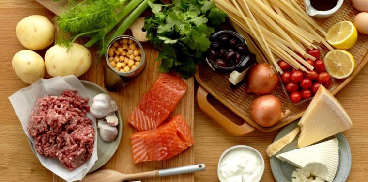 Аминокислоты: таблица содержания в продуктах питания, и суточная норма для человека