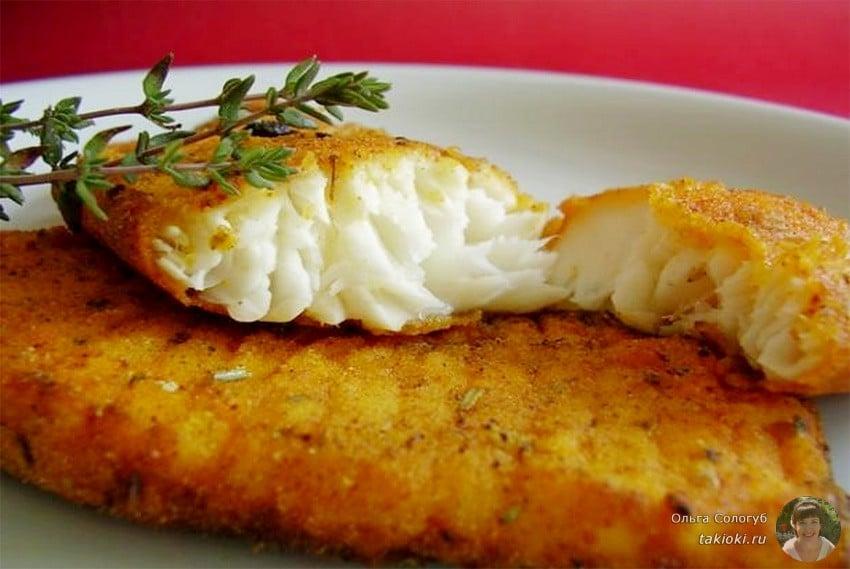 как пожарить вкусно рыбу минтай на сковороде